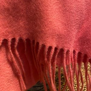 Cashmere Scarf Nordstrom Coral Color